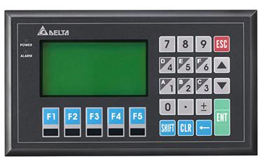 TP08G-BT2 - LCD de 4.1'' com 8 segmentos e 2 COM e teclas com funções (0 a 9) definidas pelo usuário.
