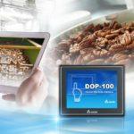 Máquina de craqueamento melhora a eficiência do processo de processamento de nozes