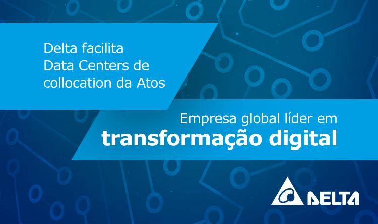 Empresa global líder em transformação digital